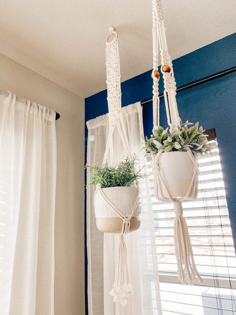 diy macrame plant hangers