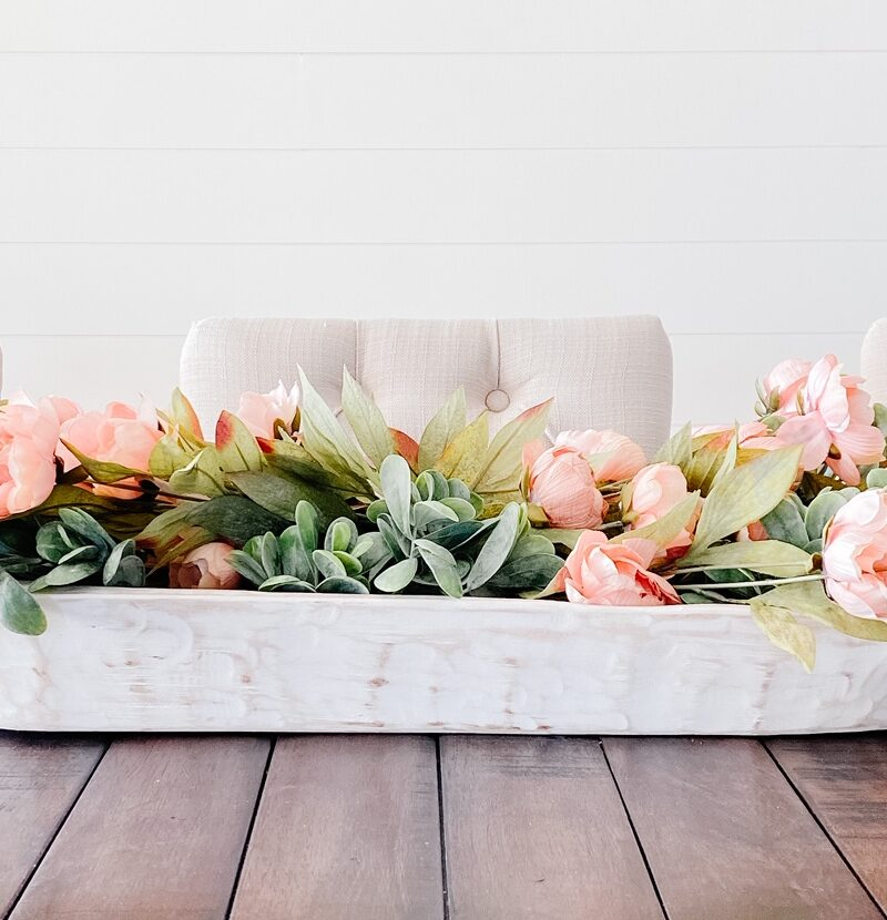 Simple Centerpiece For Spring
