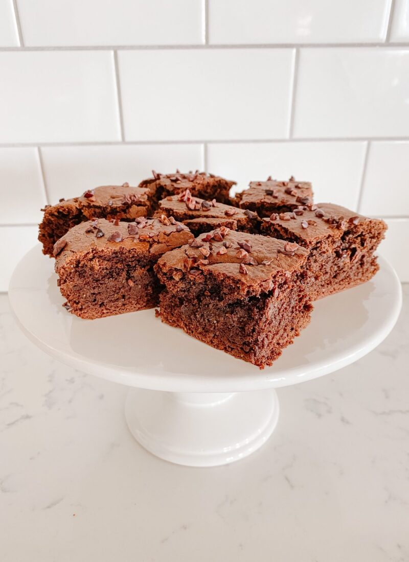 Paleo Brownie Recipe