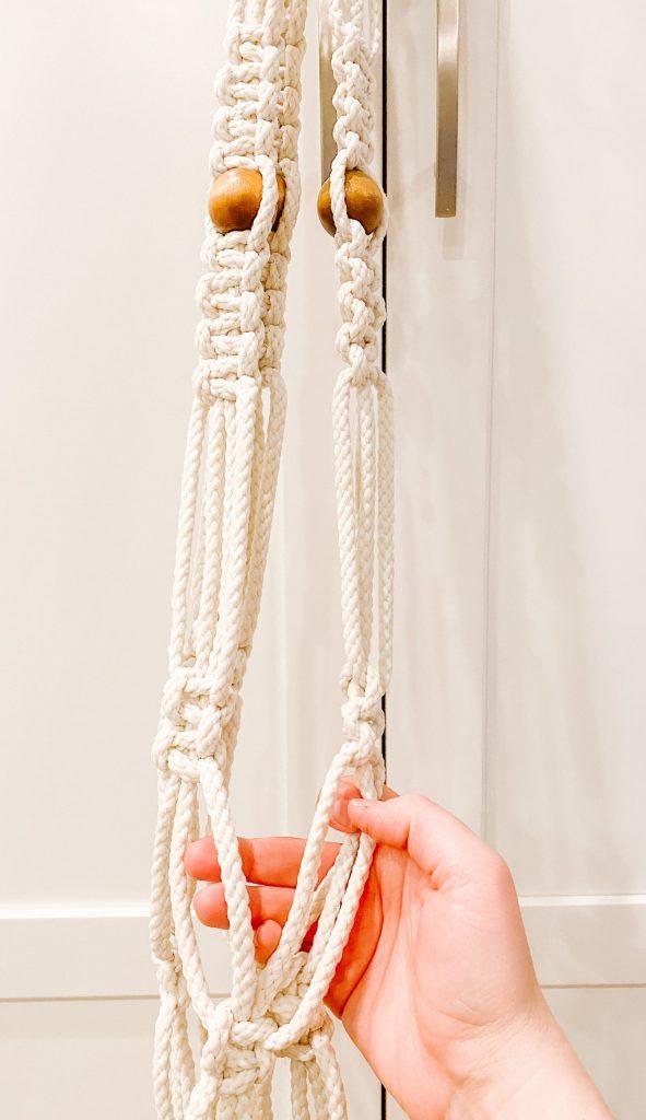 macrame box knots