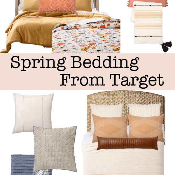 Spring Bedding Ideas From Target