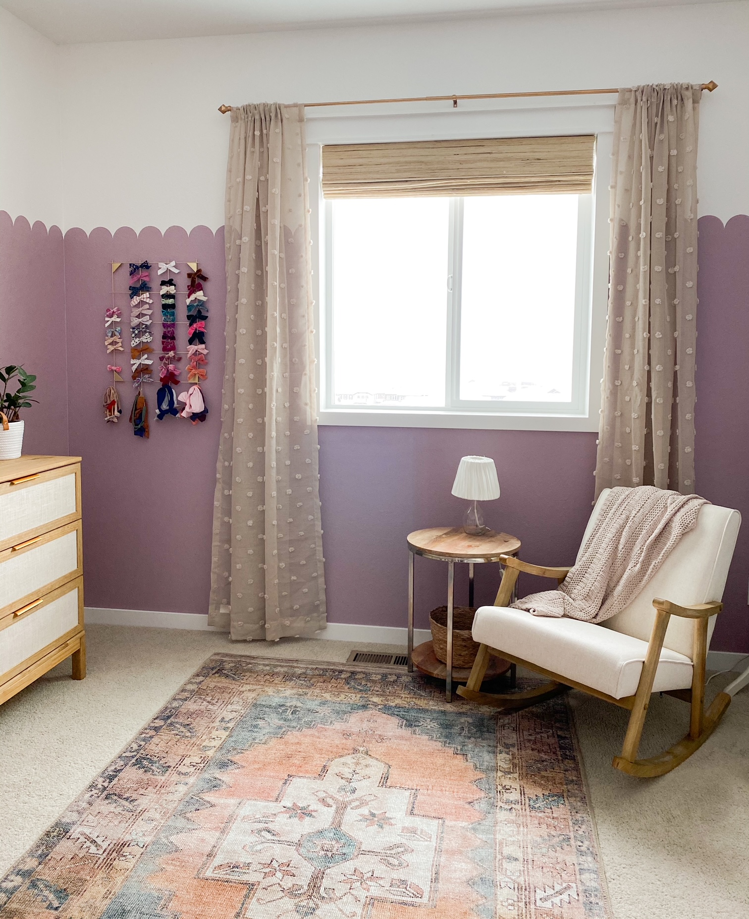 Amazon curtains that are affordable for a nursery!