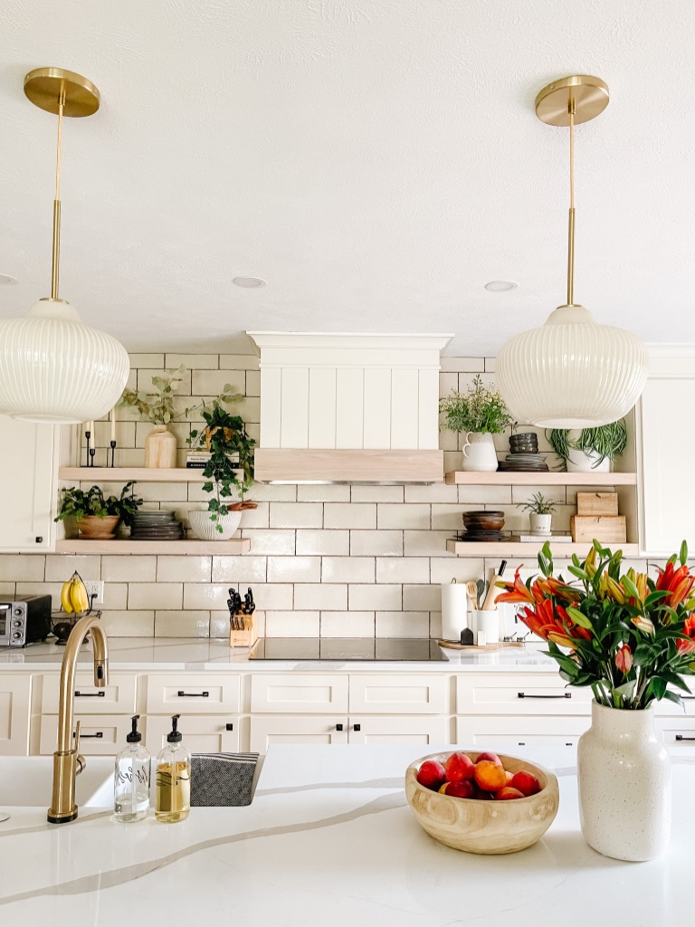 Our 1970's Kitchen Remodel – Before and After