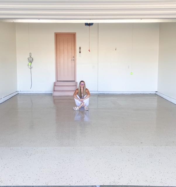DIY Epoxy Garage Floors – Easy Step by Step Tutorial